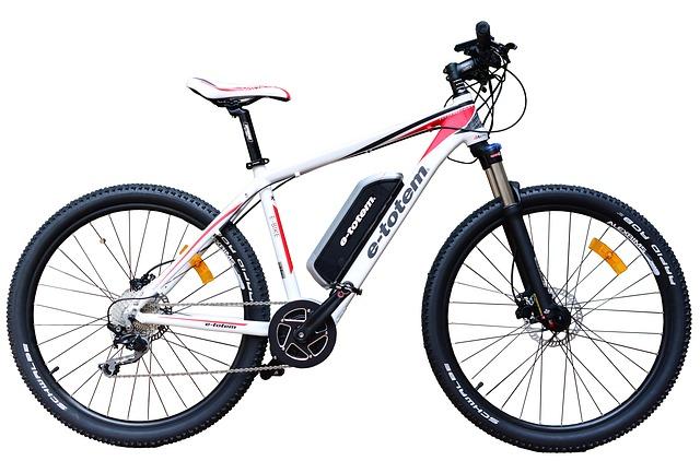 Bicicleta eléctrica de montaña